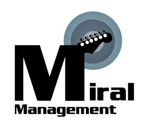 miral management logo, a miral entertainment company
